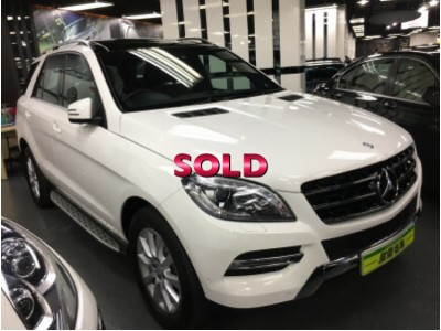 MERCEDES-BENZ ML400