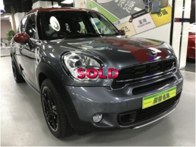 MINI COOPER COUNTRYMAN S PARKLANE EDTION