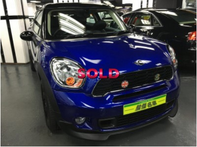 MINI COOPER PACEMAN COUNTRYMAN